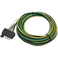 707283 Wesbar TRAILER END CONNECTOR-5-Way Wishbone Trailer Connector 4'