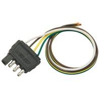 "707285 Wesbar TRAILER END CONNECTOR-4-Way Wunside Connector 18"""