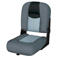 BLAST-OFF TOUR SERIES 14  CENTER BUDDY SEAT -Charcoal/Gray/Black