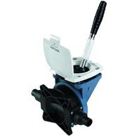 GUSHER TITAN Manual Bulkhead Bilge Pump w/Deckplate, 18 GPM @45 SPM; 28 GPM @70 SPM