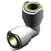 WHALE QUICK CONNECT PLUMBING SYSTEM FITTING-15 mm Equal Elbow