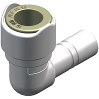 WHALE QUICK CONNECT PLUMBING SYSTEM FITTING-Stem Elbow 15mm