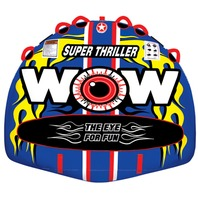 11-1080 WOW SUPER THRILLER DECK TUBE, 75  x 62, 1-3-Rider