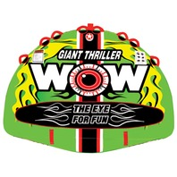 GIANT THRILLER DECK TUBE-Giant Thriller,  90  x 66, 1 to 4 Riders