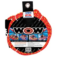2K 60FT TUBE TOW ROPE - 1 OR 2 RIDER 60' Tube Tow Rope