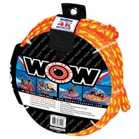 4K 60FT TUBE TOW ROPE - 4 RIDER-4K 60' Tube Tow Rope