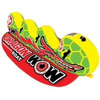 "DRAGON BOAT TOWABLE-Dragon Boat, 122"" x 62"", 3-Rider"