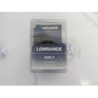 N2K-T Lowrance NMEA Tee Connector 119-481 Blue 5-Pin