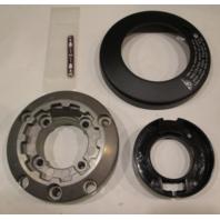 NA2505-00-C/00  Honda Outboard Flush Mount Remote Control Base/Cover/Holder Kit