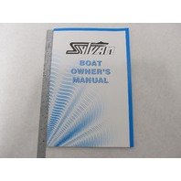 Sylvan Marine Boat Owner's Manual Rev. 2/04