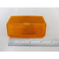 RL2000A-B Boat Trailer Clearance Light Replacement Amber Lens