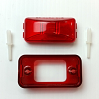 SK0123 Shorelandr Boat Trailer Red Side Marker Clearance Light