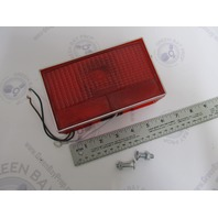 SP7RBW-9R13 Sierra Dry Launch Boat Trailer Red Submersible RIGHT Tail Light