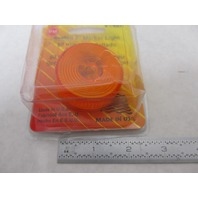 "V146A Peterson Manufacturing Sealed 2"" Amber Trailer Marker Light"