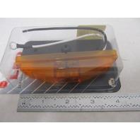 V169KA Peterson LED CLEARANCE/MARKER Amber Light
