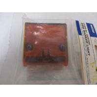 "3148 Wesbar Over 80"" Custom Amber Sider Marker Clearance Light"