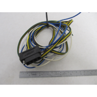 707273 Wesbar Vehicle Side 5-Way Trunk Connector, 6'