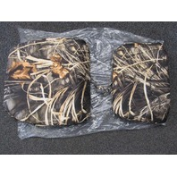 WD614 1 732 WISE BOAT SEAT CAMO CUSHION SET, Advantage MAX4