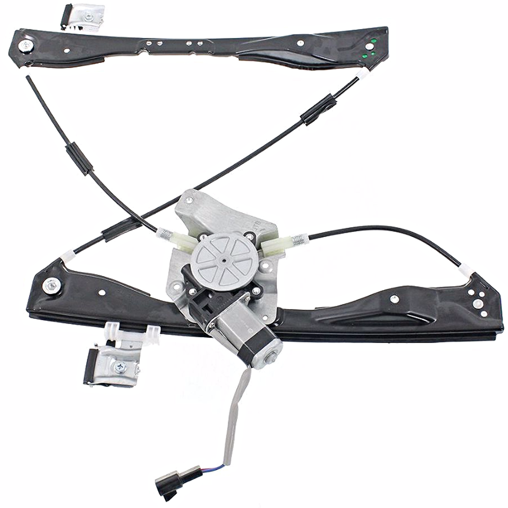 Fits 08-12 Chevrolet Malibu Right Passenger Front Door Window Motor u0026 Regulator  sc 1 st  Busted Auto Parts & Fits 08-12 Chevrolet Malibu Right Passenger Front Door Window Motor ...
