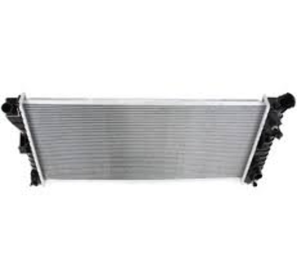 Radiator Assembly Replacement for Buick and Chevrolet with Metric Thread