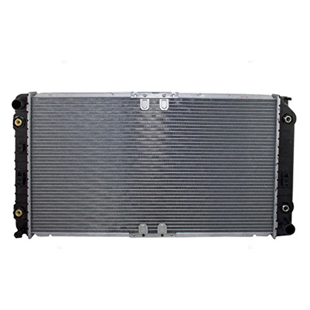 Radiator Assembly with Engine Oil Cooler, Impala, Caprice, Fleetwood, and Roadmaster