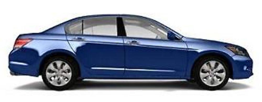 Fits 08-12 Honda Accord 4 Door Right Passenger Rear Trangle Vent Glass Tempered