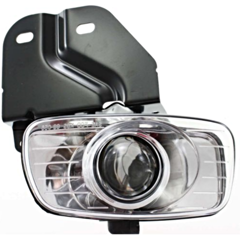 Fits 99-00 Cadillac Escalade 99-00 GMC Yukon Denali Right Pass Fog Lamp Assembly
