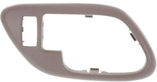 95-02 Chevy, GMC Pickup Interior Door Handle (Bezel) Tan Left fits Front / Rear
