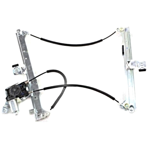 Fits 01 07 silverado sierra classic rear rt pass door pwr for 2000 silverado window regulator