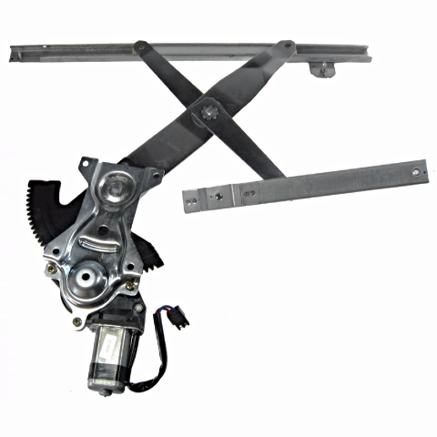 Fits 95 05 cavalier sunfire window regulator w motor for 2003 cavalier window motor