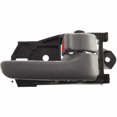 Fits 97-01 Camry 98-03 Sienna Right Pass Side Front / Rear Interior Door Handle Gray