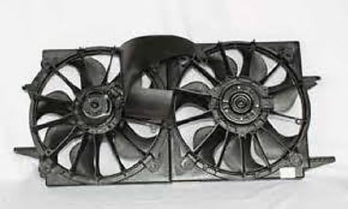 Dual Cooling Fan Assm Cutlass Malibu Alero Grand AM Malibu Classic