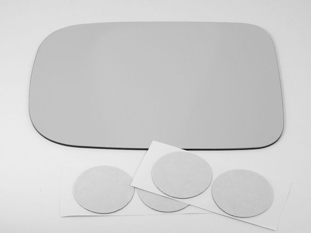 Fits 95-98 B1500-3500 Van 94-98 Ram1500-3500 Right Pass Mirror Glass Lens Manual 3 Options