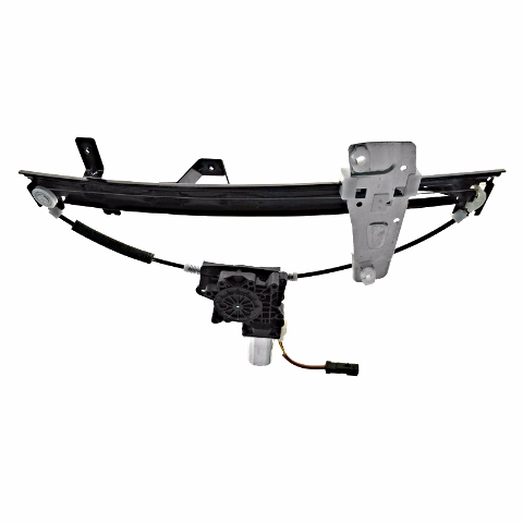 Fits 00 04 grand cherokee left driver front door window for 2002 grand cherokee window regulator replacement