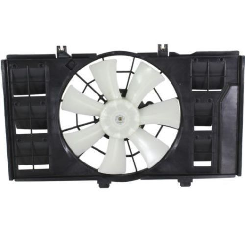 Fits 00-05 Dodge Neon, 00-01 Plymouth Neon Radiator Fan Assembly w/ Single Fan