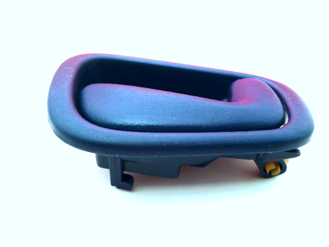 98-02 Corolla, Prism Right Pass Manual Front / Rear Door Handle Blue