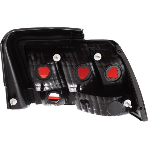 fits 99 04 ford mustang tail lamp light left driver exclude cobra buste. Black Bedroom Furniture Sets. Home Design Ideas