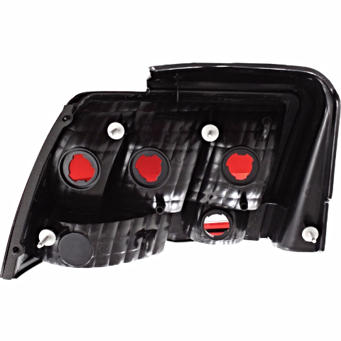fits 99 04 ford mustang tail lamp light right passenger excludes cobra. Black Bedroom Furniture Sets. Home Design Ideas