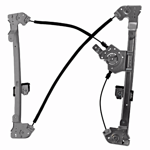 Fits 04 08 f150 super extended cab only right pass front for 04 f150 window regulator