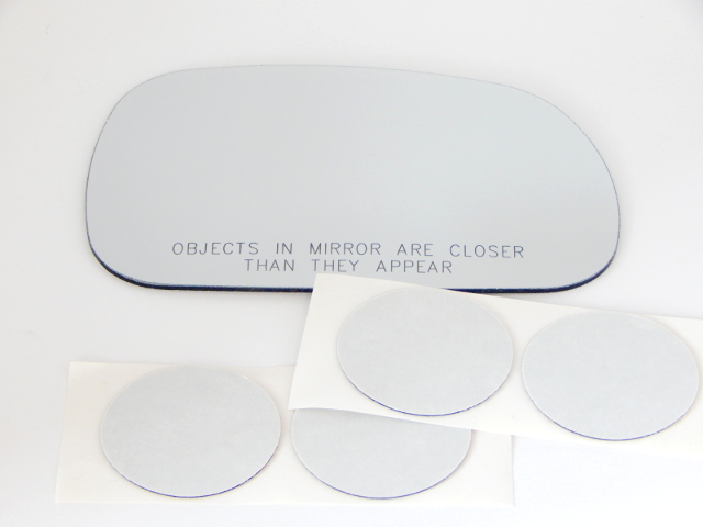 Fits Fits 96 02 Bmw Z3 W Out M Right Pass Mirror Glass
