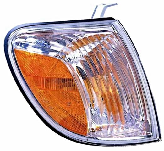 Left Signal Marker Light Assembly Fits 05-06 Tundra 2 Door & Extended Models