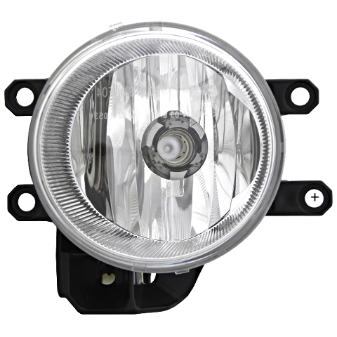 Fits Left Driver Side Replacement Fog Light Assembly 12-18 Various Toyota / Lexus