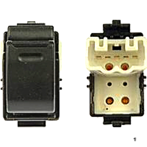 Various Toyota Models 1 Button Power Window Switch excludes Driver Side