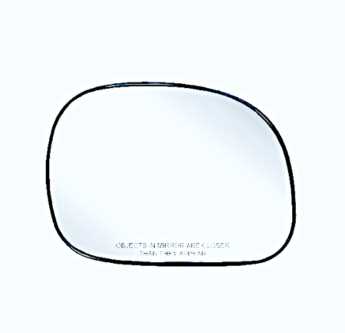 Fits 97-02 Expedition Navigator Right Passenger Convex Heated Mirror Glass Lens