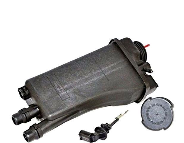 Fits 99-03 BMW 5 Series Except 540i Coolant Expansion Tank With Sensor-Cap