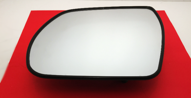 Fits 07 12 Hyundai Veracruz Heated Left Driver Mirror Glass W Rear Back Plate Non Auto Dimming