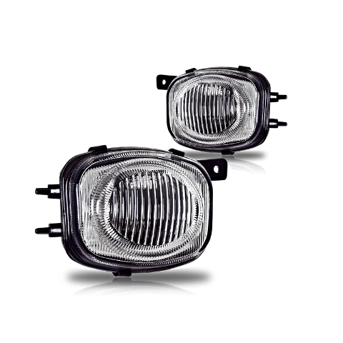 Fits 00-02 To 01/02 Mitsubishi Eclipse Left / Right Fog Light Assemblies - Set