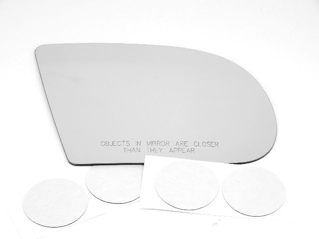 Fits 92-95 Taurus, Sable Right Passenger Mirror Glass Lens  w/ Adhesive  USA