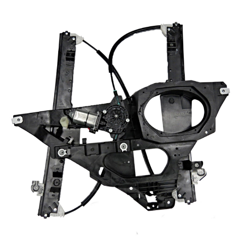 Fits 03-06 Ford Expedition/Navigator Left Front Driver Power Window Regulator W/Motor 2 Pin Connector