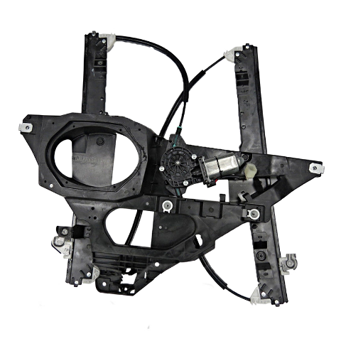 Fits 03-06 Ford Expedition Right Front Passenger Power Window Regulator W/Motor 2 Pin Connector